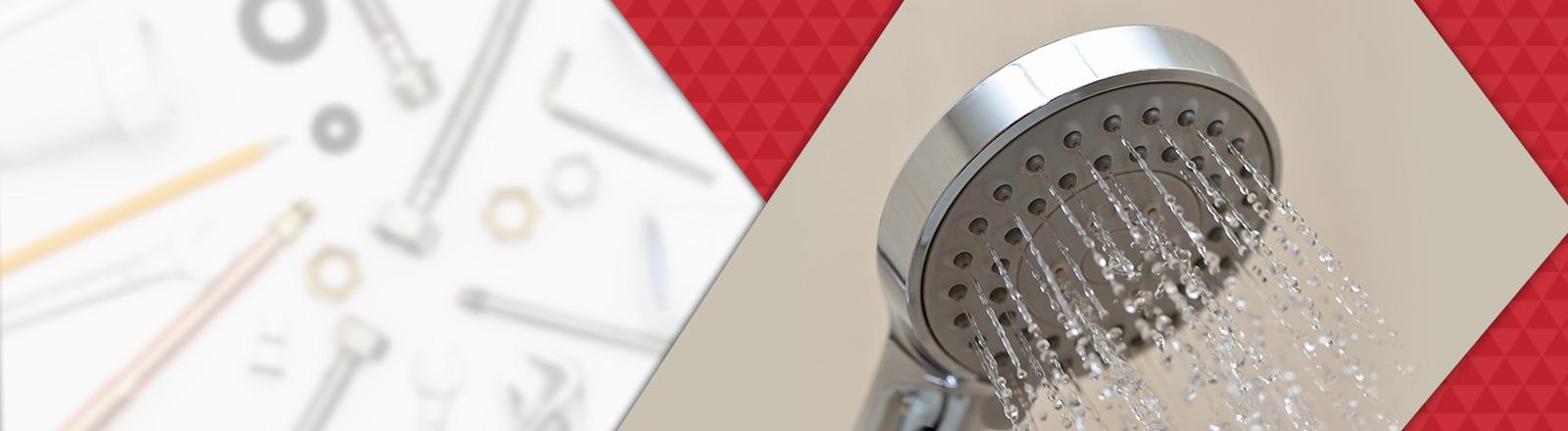 Shower Pressure Adjustment