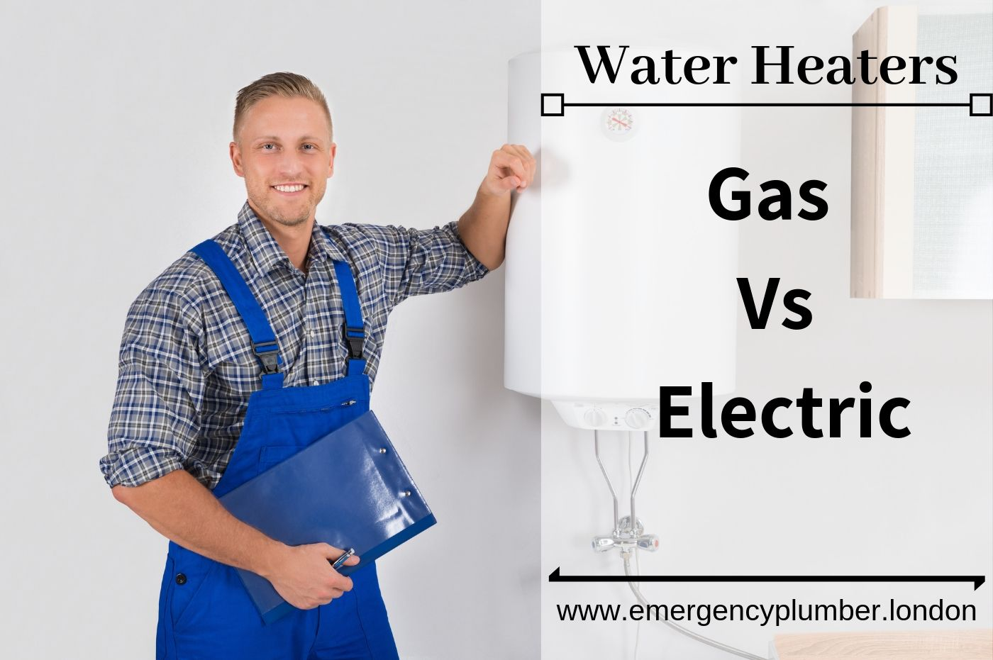 Gas vs Electric Water Heater - Pros and Cons - How to Choose?