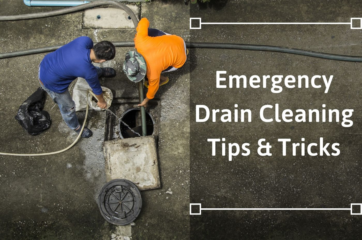All Drain Cleaning Tips and Information