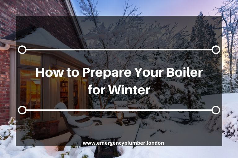 Prepare Your boiler for the Winter