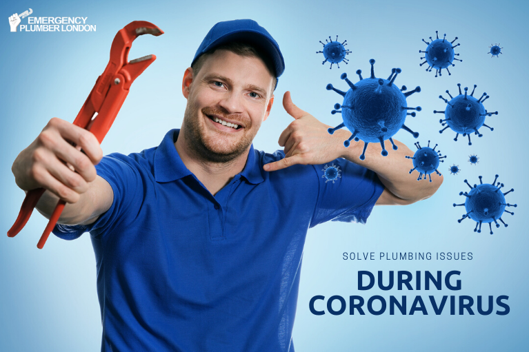 Hire London Plumbers for Emergency Plumbing Works during Coronavirus