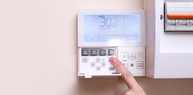 Thermostat and Central Heating Control Barnet