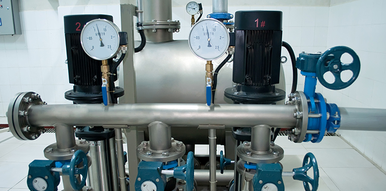 Commercial Heating Pumps