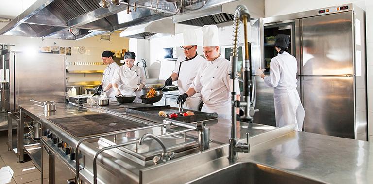 Restaurants & Cafés Plumbing Services