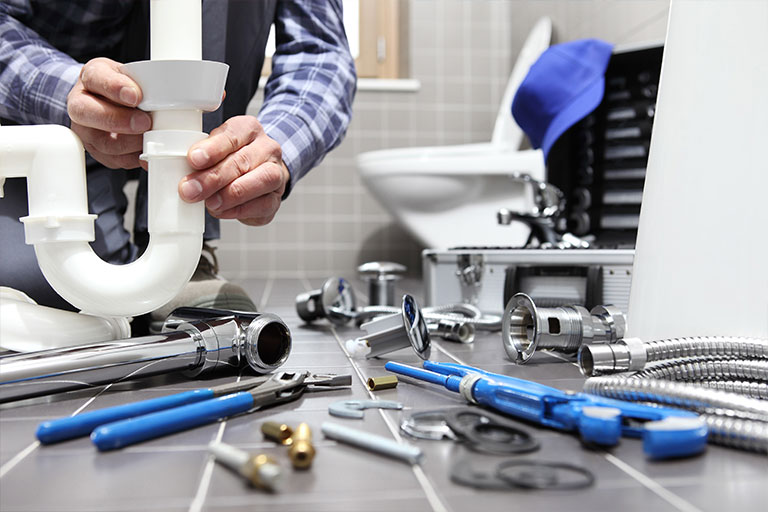 Plumbing services Fulham
