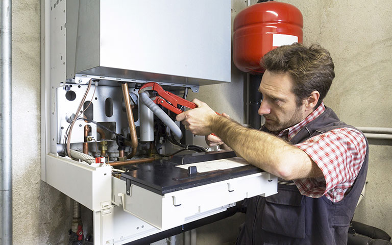 Industrial plumbing and heating in Central London